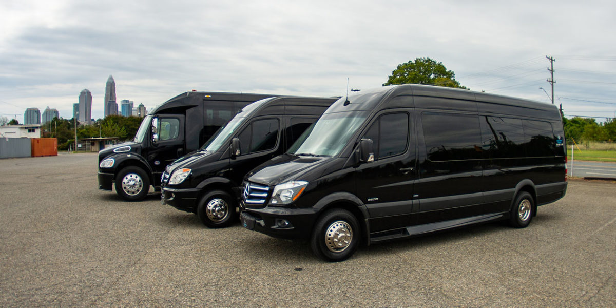 group transportation and limousine rental service charlotte nc