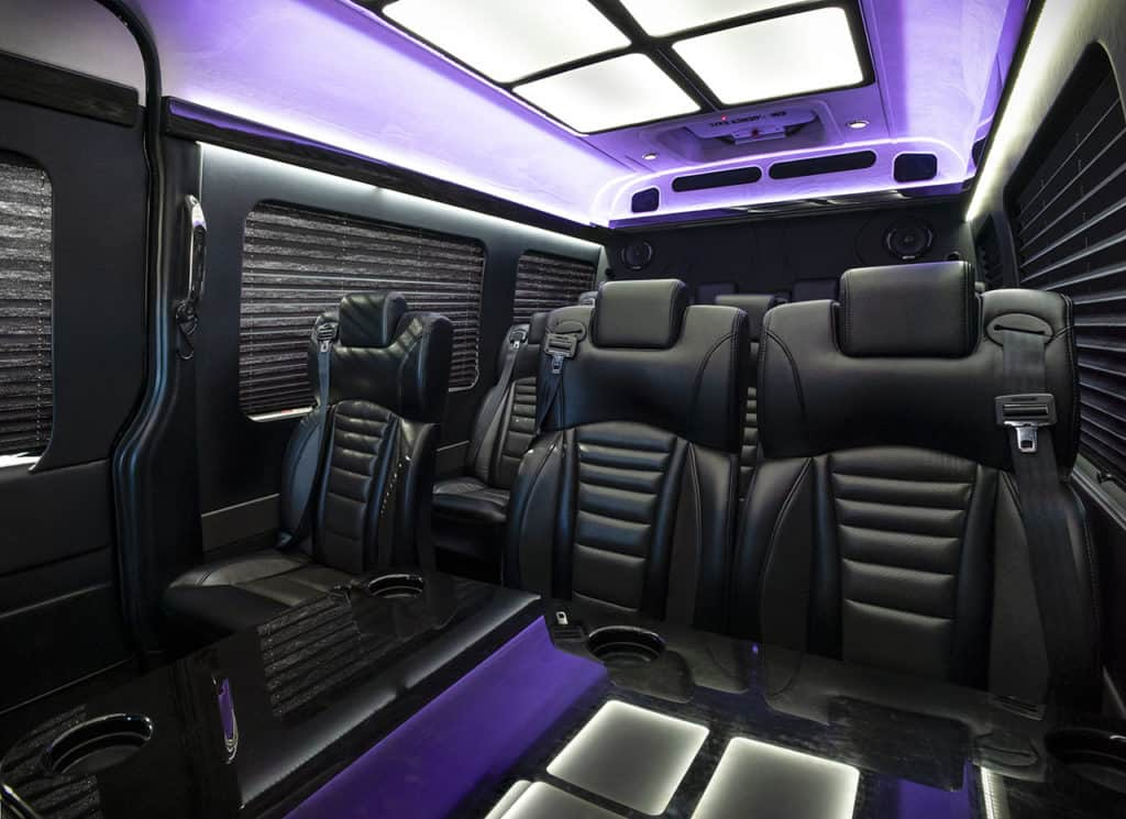 party bus and special occasion limousine rental charlotte nc