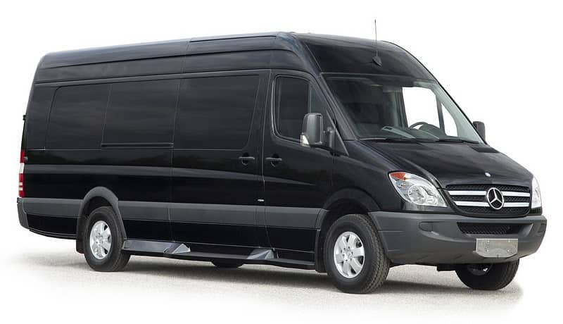 Mercedes Benz Sprinter Executive